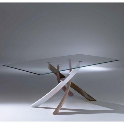Τραπέζι Σταθερό Artistico glass